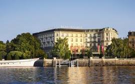 日内瓦宝丽湖景酒店(Beau-Rivage, Geneve)  www.lhw.cn