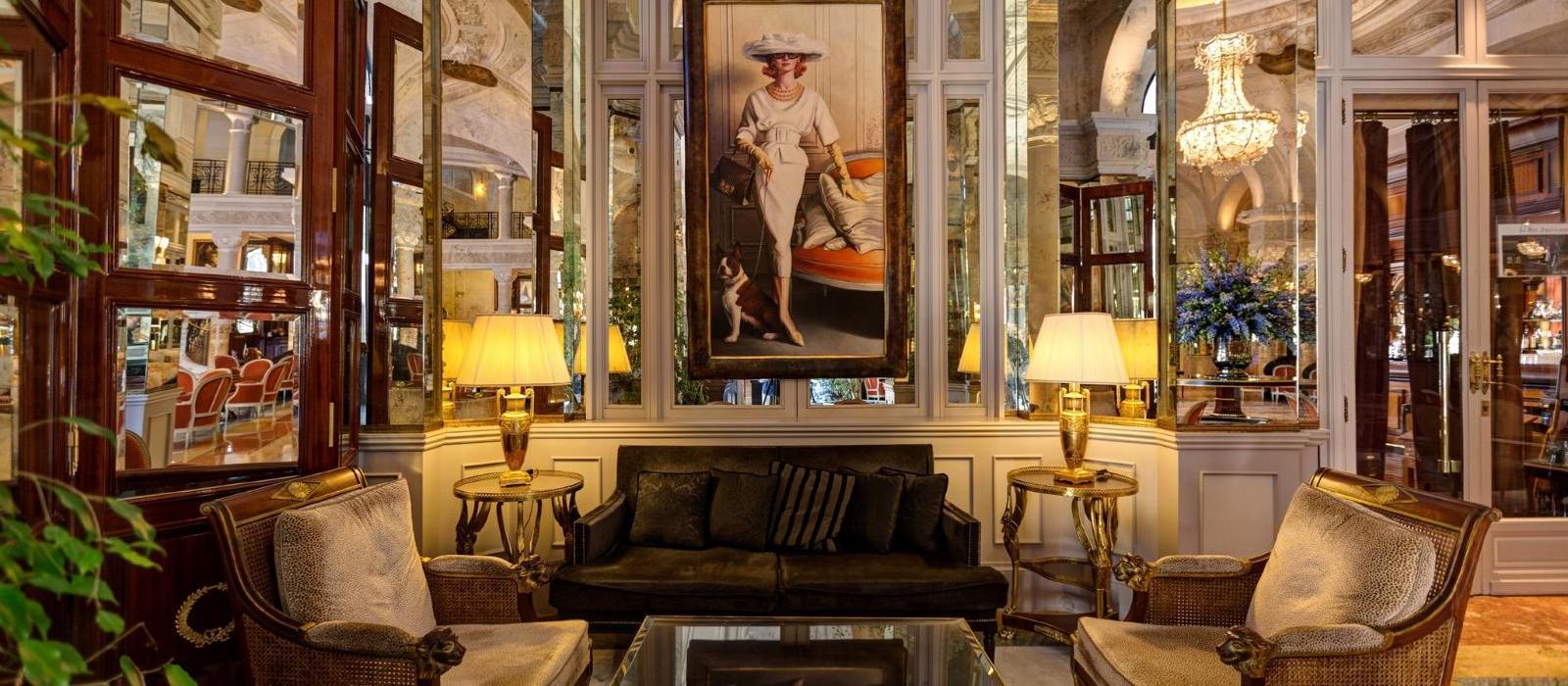 蒙特卡洛巴黎大饭店(Hotel de Paris Monte-Carlo) 图片  www.lhw.cn