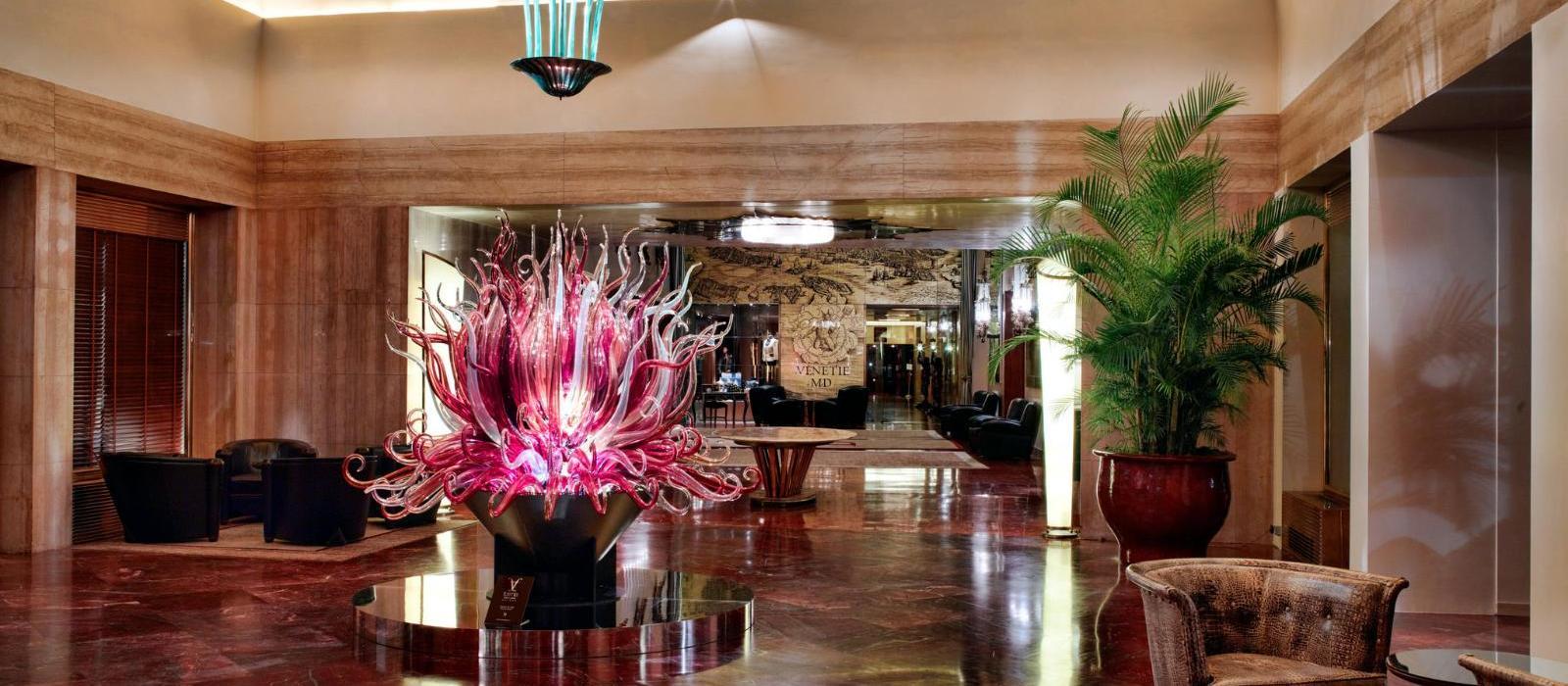 博尔宫酒店(Bauer Palazzo) 大堂图片  www.lhw.cn