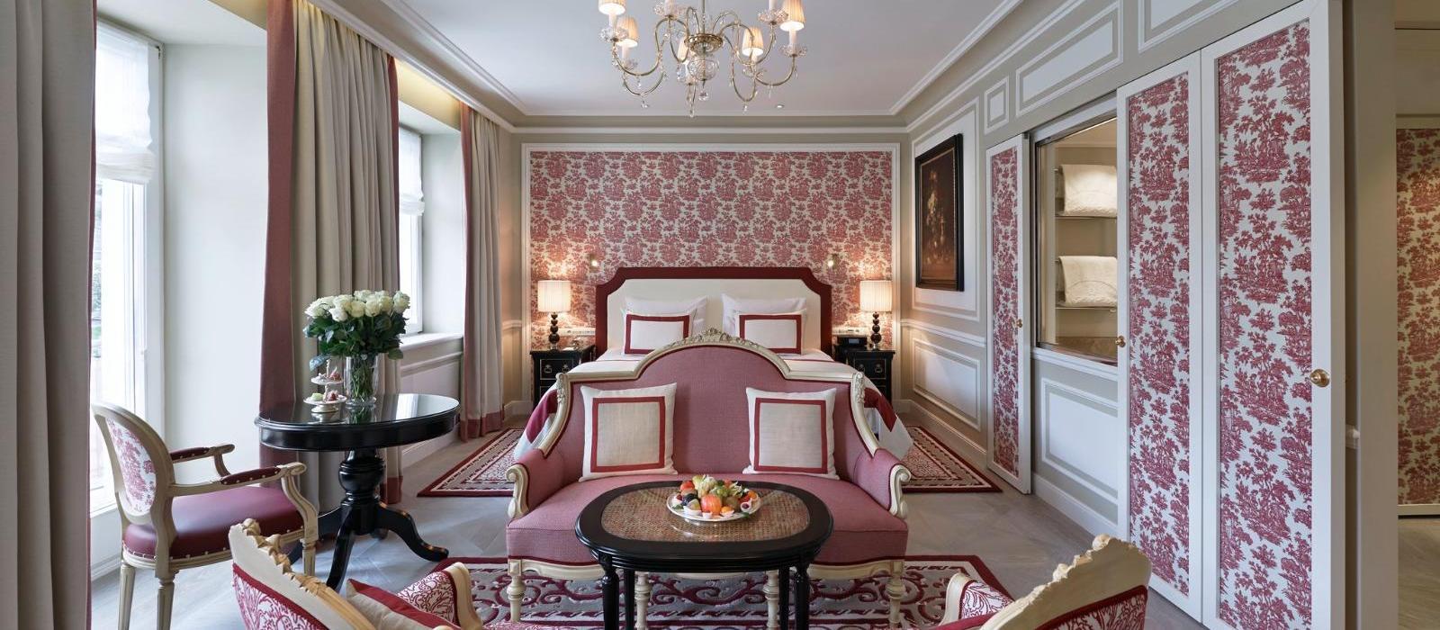 萨尔茨堡萨赫酒店(Hotel Sacher Salzburg) 标准套房图片  www.lhw.cn