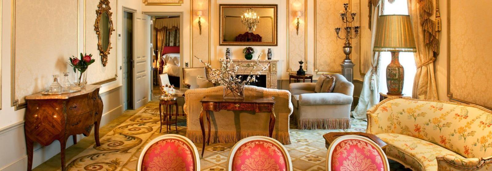 巴塞罗那皇宫酒店(El Palace Barcelona) 达利套房图片  www.lhw.cn