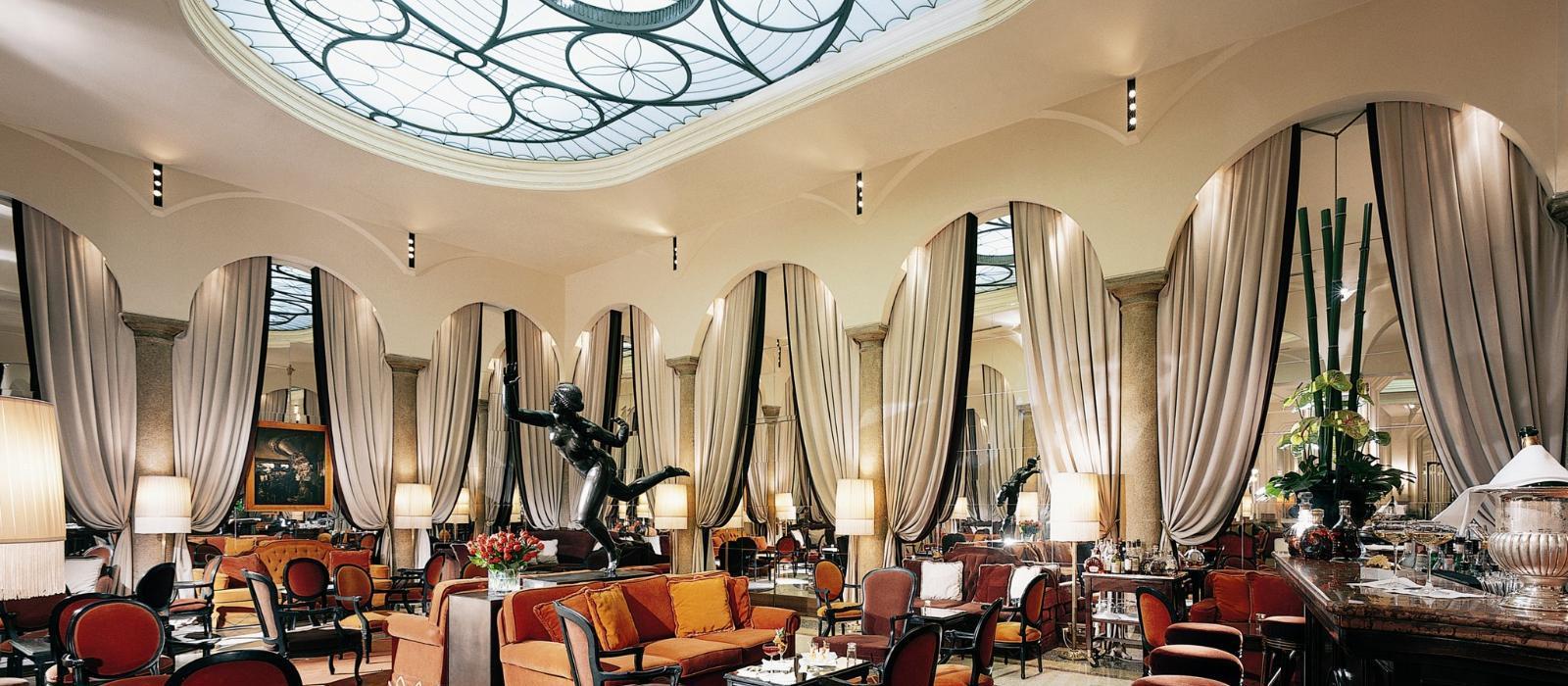 米兰大酒店(Grand Hotel Et De Milan) Gerry吧图片  www.lhw.cn