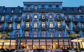 特罗伊古罗奈豪华水疗酒店(Hotel des Trois Couronnes & Destination Spa)  www.lhw.cn