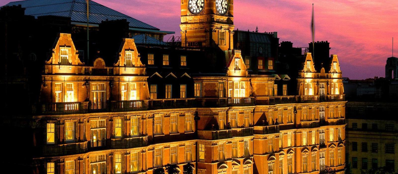 伦敦龍馬酒店(The Landmark London) 酒店外观图片  www.lhw.cn