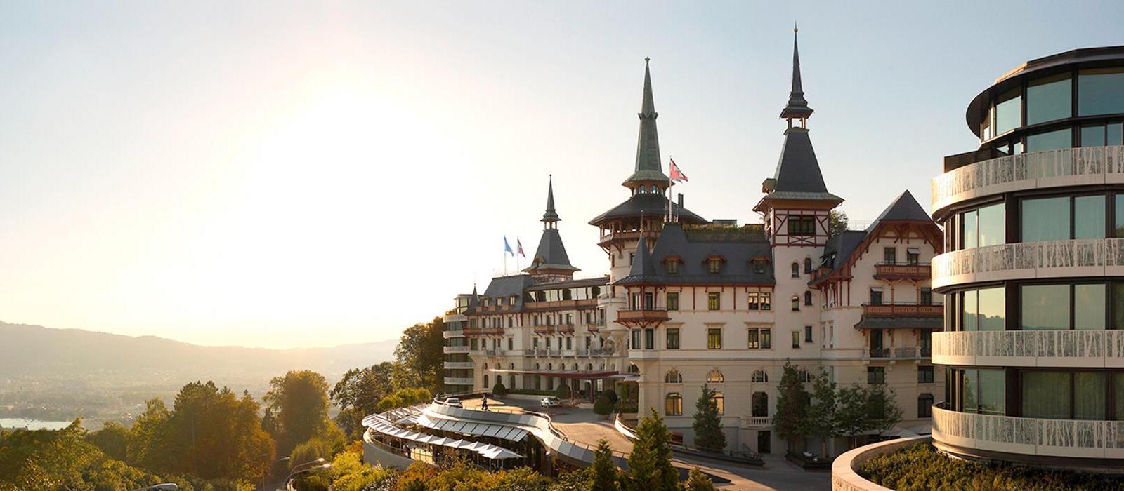 多尔德大酒店(The Dolder Grand) 图片  www.lhw.cn