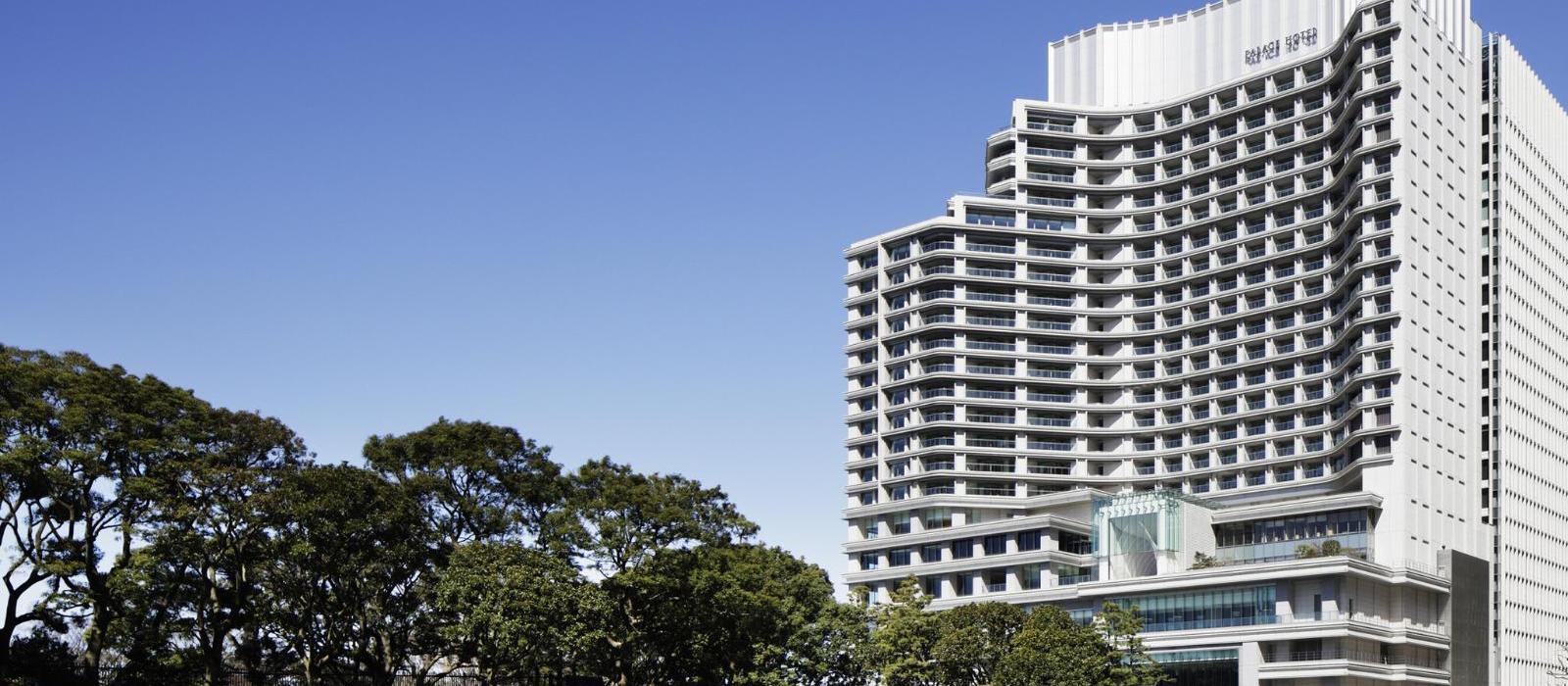 东京皇宫酒店(Palace Hotel Tokyo) 酒店外部图片  www.lhw.cn