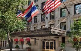 纽约雅典娜广场酒店(Hotel Plaza Athenee New York)  www.lhw.cn