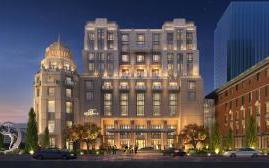 上海苏宁宝丽嘉酒店(Bellagio Shanghai)  www.lhw.cn
