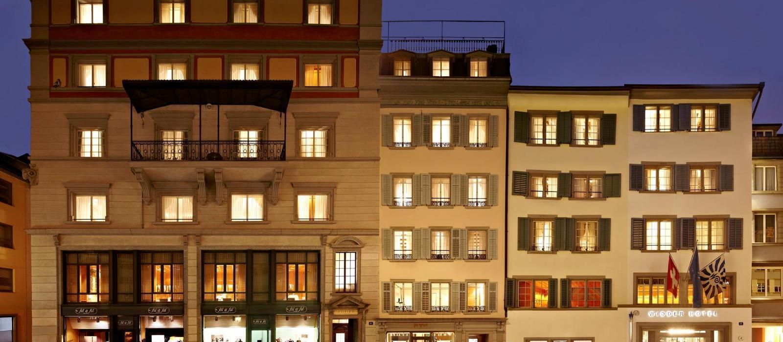 威德艺韵酒店(Widder Hotel) 图片  www.lhw.cn