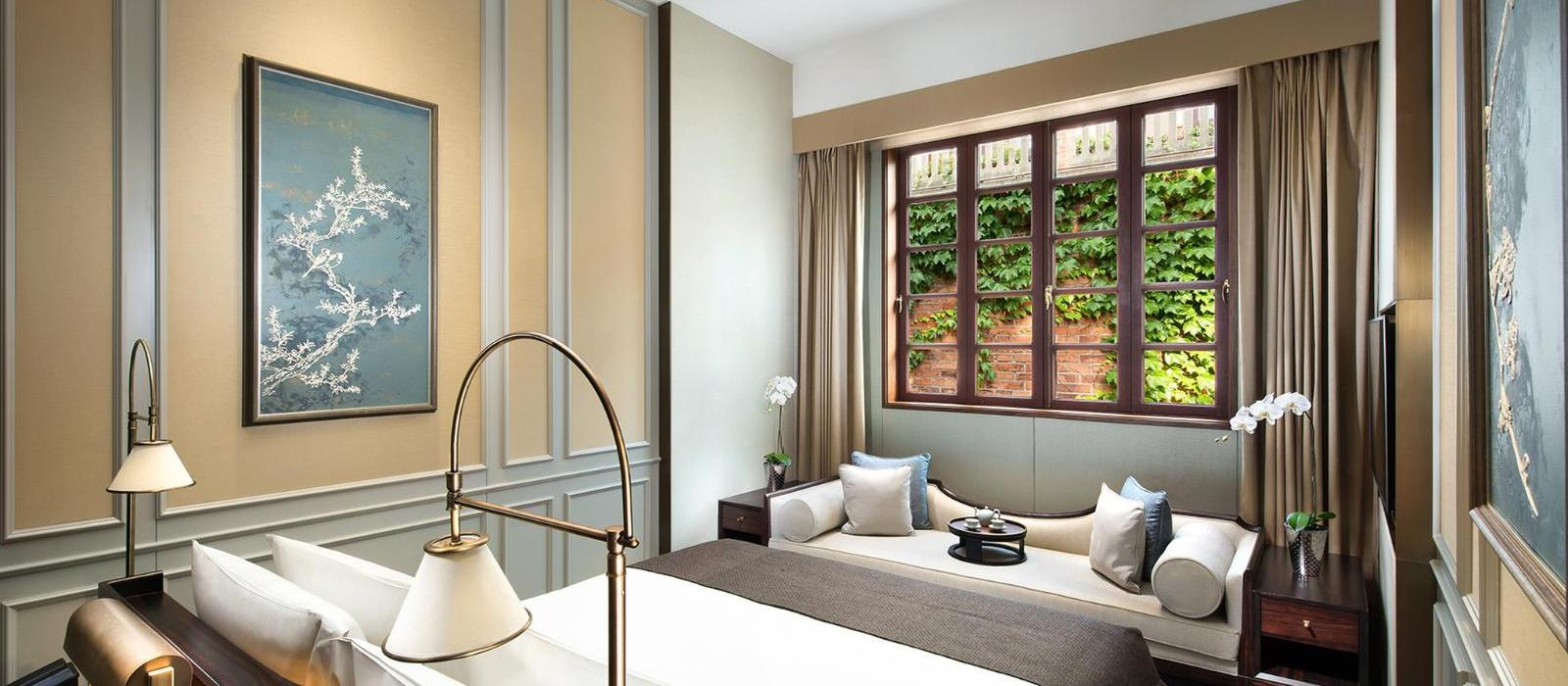 上海建业里嘉佩乐酒店(Capella Shanghai, Jian Ye Li) 图片  www.lhw.cn