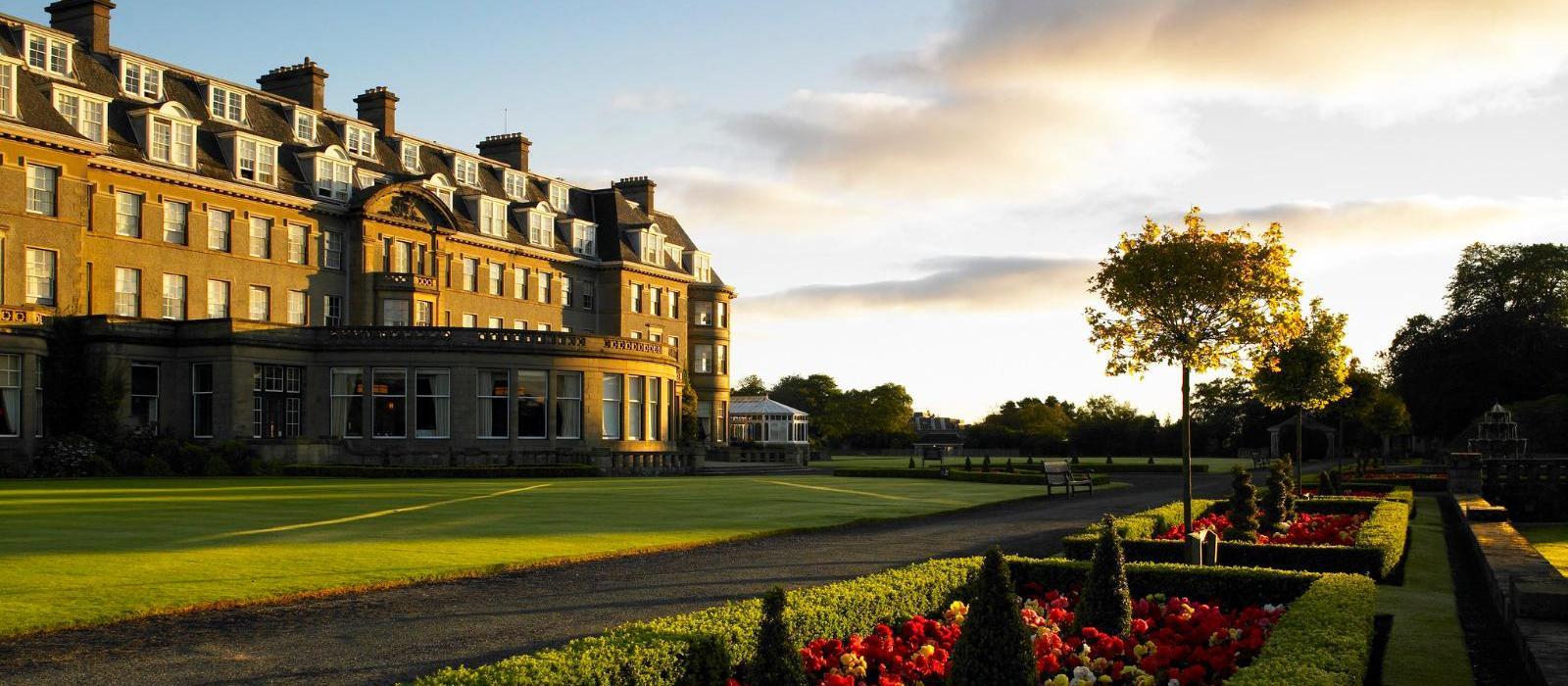 格伦伊格尔斯度假酒店(The Gleneagles Hotel) 酒店外观图片  www.lhw.cn