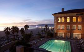 卡萨德尔玛滨海酒店(Casa Del Mar)  www.lhw.cn