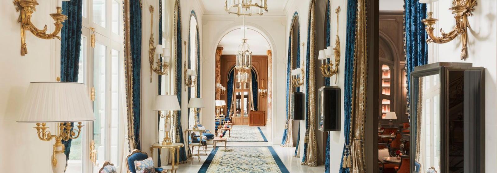 巴黎丽兹酒店(Ritz Paris) 酒店大厅图片  www.lhw.cn
