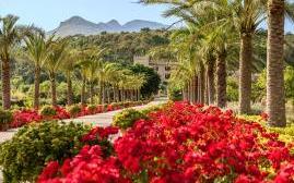 喀斯特利圣克莱瑞大酒店(Castell Son Claret)  www.lhw.cn