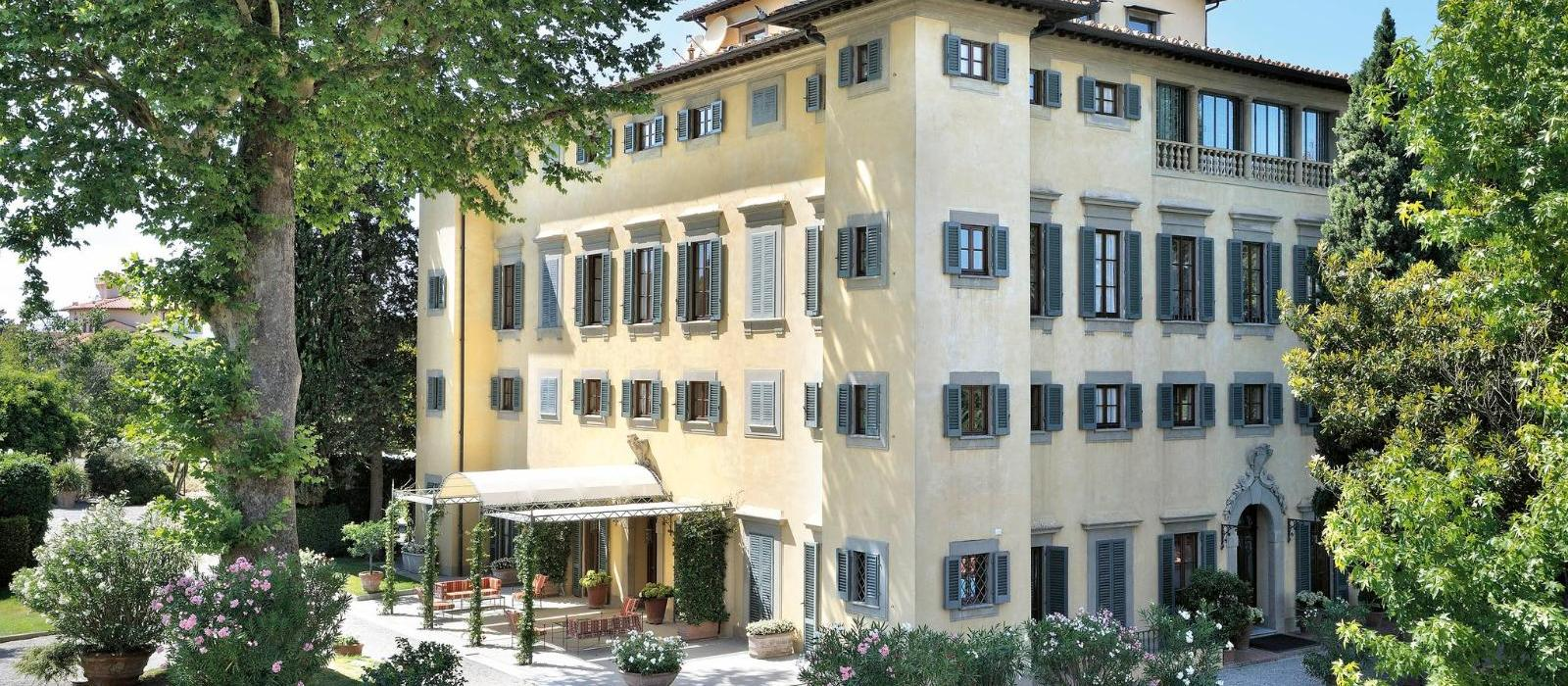 拉马萨别墅酒店(Villa la Massa) 图片  www.lhw.cn