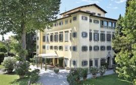 拉马萨别墅酒店(Villa la Massa)  www.lhw.cn