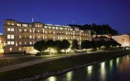 萨尔茨堡萨赫酒店(Hotel Sacher Salzburg)  www.lhw.cn