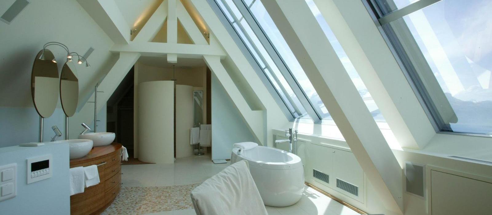 米兰朵度假酒店及Spa(Le Mirador Resort and Spa) 豪华复式套房图片  www.lhw.cn