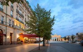 奥德隆凯宾斯基酒店(Hotel Adlon Kempinski)  www.lhw.cn