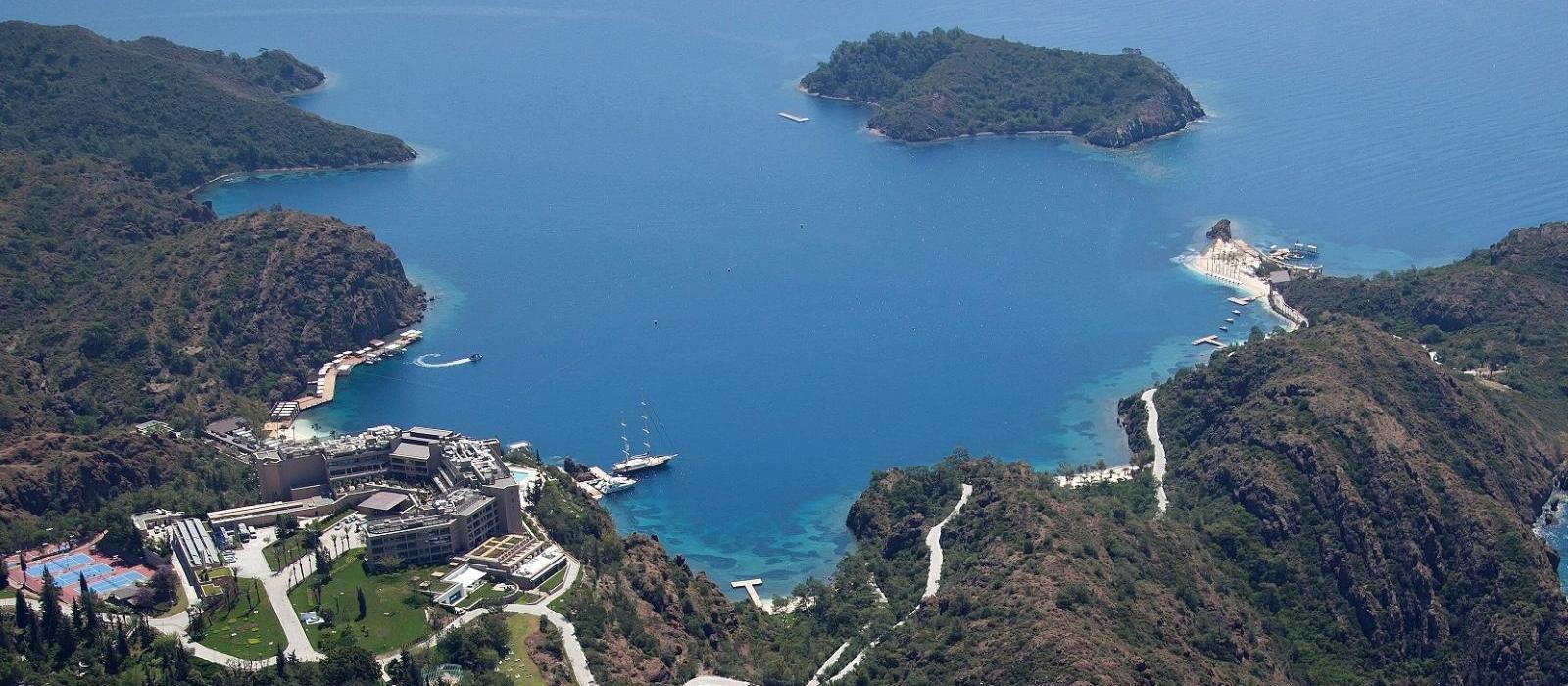 马里斯D酒店(D Maris Bay)【 穆拉,土耳其】 酒店  www.lhw.cn