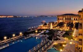 伊斯坦布尔塞拉皇宫凯宾斯基酒店(Ciragan Palace Kempinski Istanbul)  www.lhw.cn