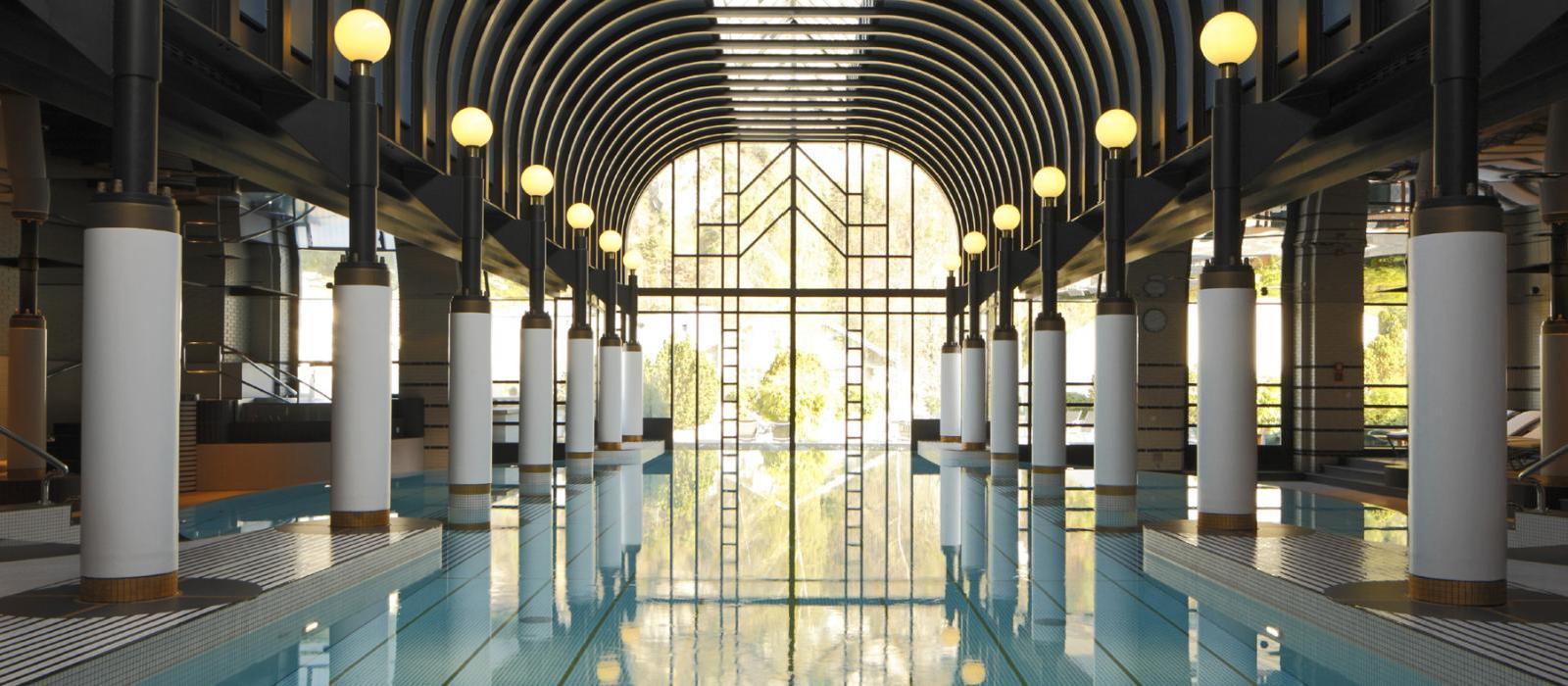 维多利亚少女峰山墅温泉酒店(Victoria-Jungfrau Grand Hotel and Spa)【 因特拉肯,瑞士】 活动  www.lhw.cn