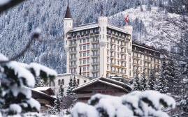 格施塔德皇宫酒店(Gstaad Palace)  www.lhw.cn