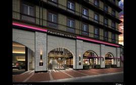 京都馥颂酒店(Fauchon Hotel Kyoto)  www.lhw.cn