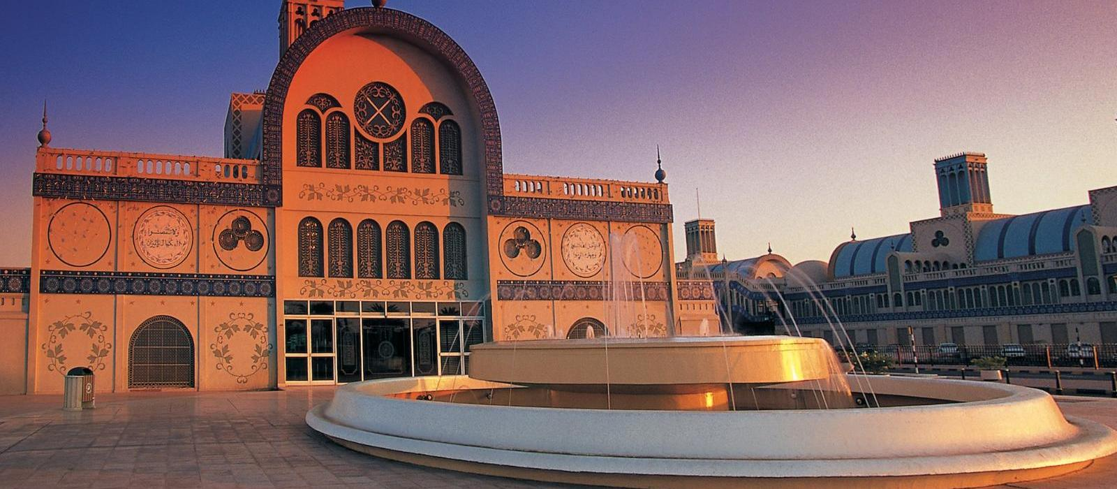 沙迦艺博度假酒店(Al Bait Sharjah, UAE) 图片  www.lhw.cn