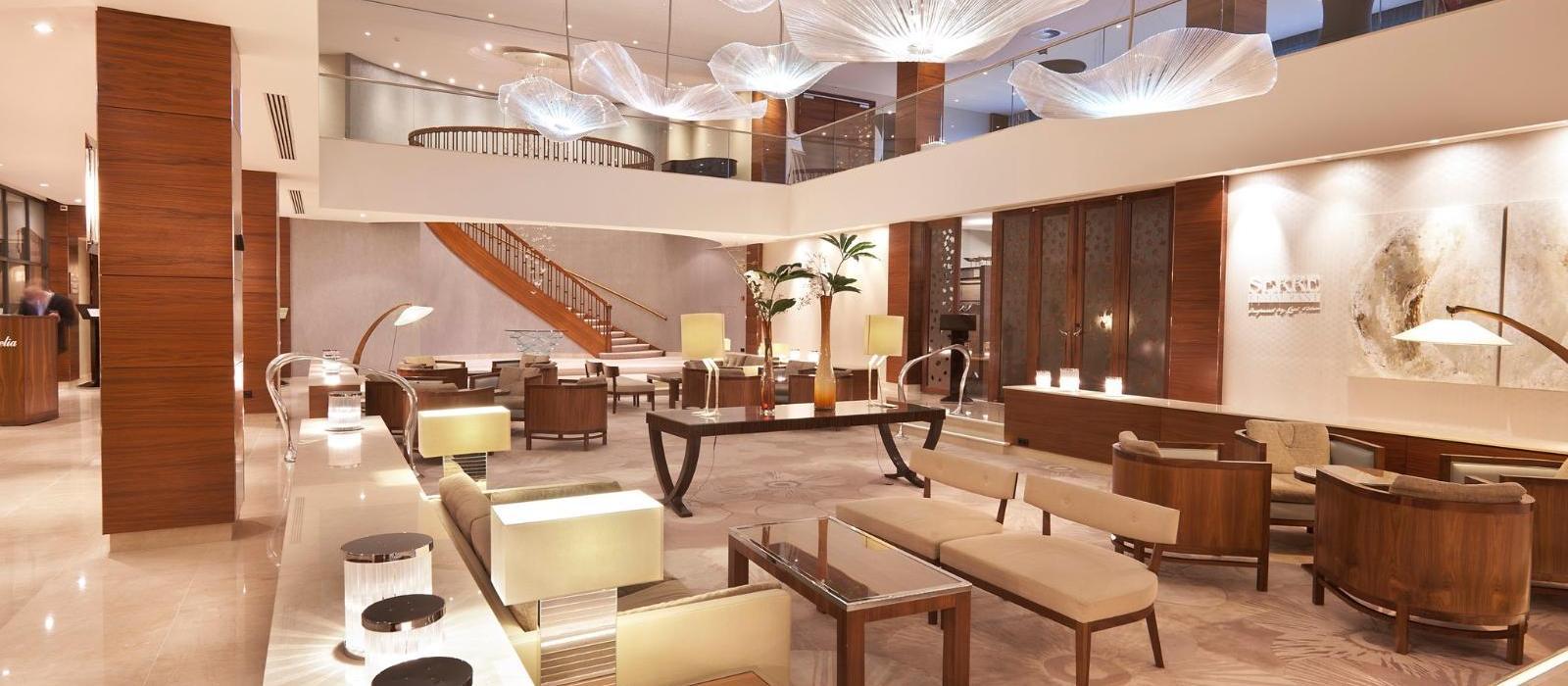 阿姆斯特丹大仓酒店(Hotel Okura Amsterdam) 大堂图片  www.lhw.cn