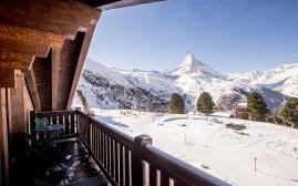 利菲尔阿尔卑雪山2222m度假酒店(Riffelalp Resort 2222M)  www.lhw.cn
