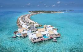 马尔代夫爱慕瑞德度假村(Emerald Maldives Resort & Spa)  www.lhw.cn