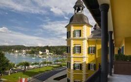 韦尔登弗肯斯坦纳城堡酒店(Falkensteiner Schlosshotel Velden)  www.lhw.cn