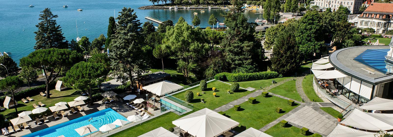 洛桑美岸皇宫大酒店(Beau-Rivage Palace Lausanne)【 洛桑,瑞士】 酒店  www.lhw.cn