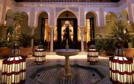 拉玛穆尼亚酒店(La Mamounia)  www.lhw.cn