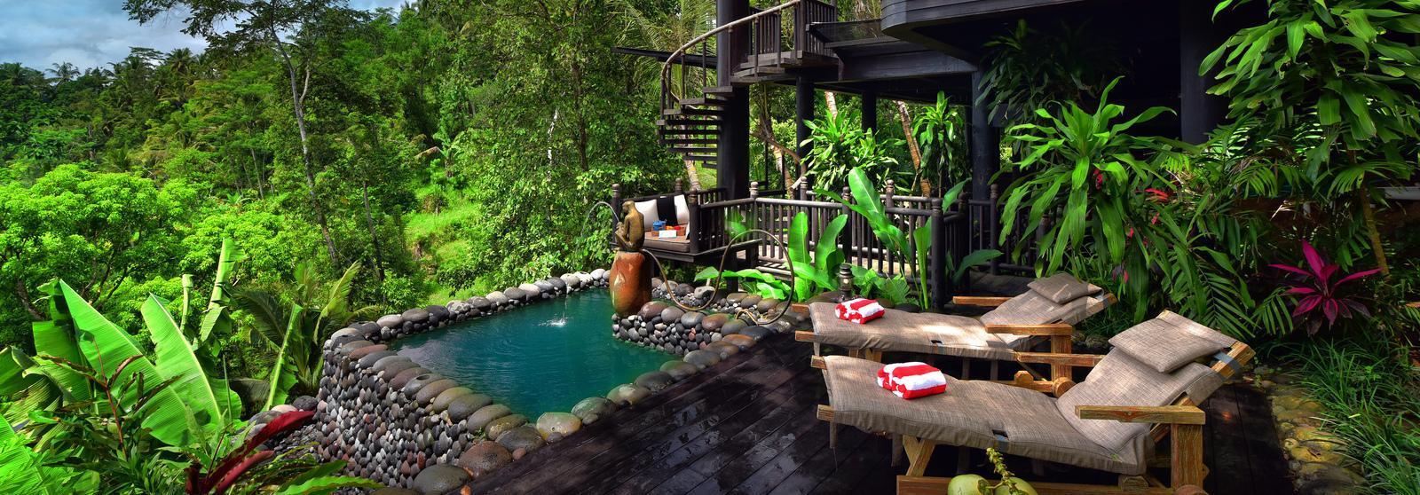 乌布嘉佩乐酒店(Capella Ubud)【 巴厘岛,印度尼西亚】 酒店  www.lhw.cn