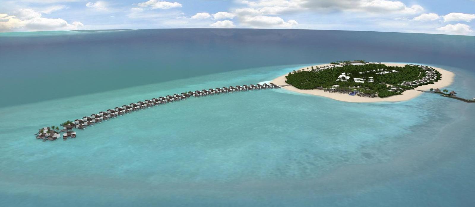 马尔代夫爱慕瑞德度假村(Emerald Maldives Resort & Spa) 图片  www.lhw.cn