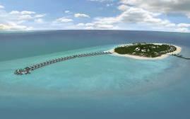 马尔代夫爱慕瑞德度假村(Emerald Maldives Resort Spa)  www.lhw.cn