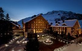 安德马特澈笛度假酒店(The Chedi Andermatt)  www.lhw.cn