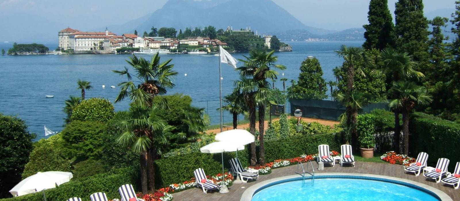 阿明塔皇宫别墅酒店(Villa & Palazzo Aminta Beauty & SPA) 图片  www.lhw.cn