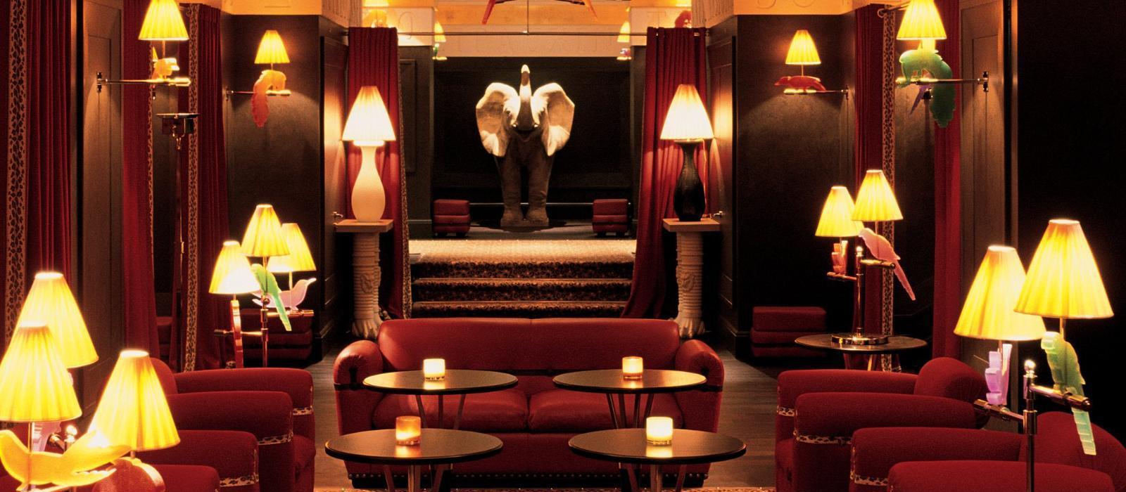 日内瓦瑞瑟夫水疗酒店(La Reserve Geneve Hotel, Spa & Villa) 大堂图片  www.lhw.cn