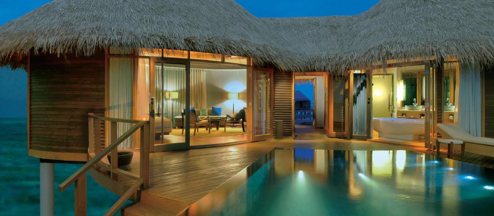 康斯丹哈拉薇莉酒店(Constance Halaveli Maldives) 图片  www.lhw.cn