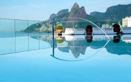 里约热内卢法萨诺滨海度假酒店(Hotel Fasano Rio de Janeiro)  www.lhw.cn