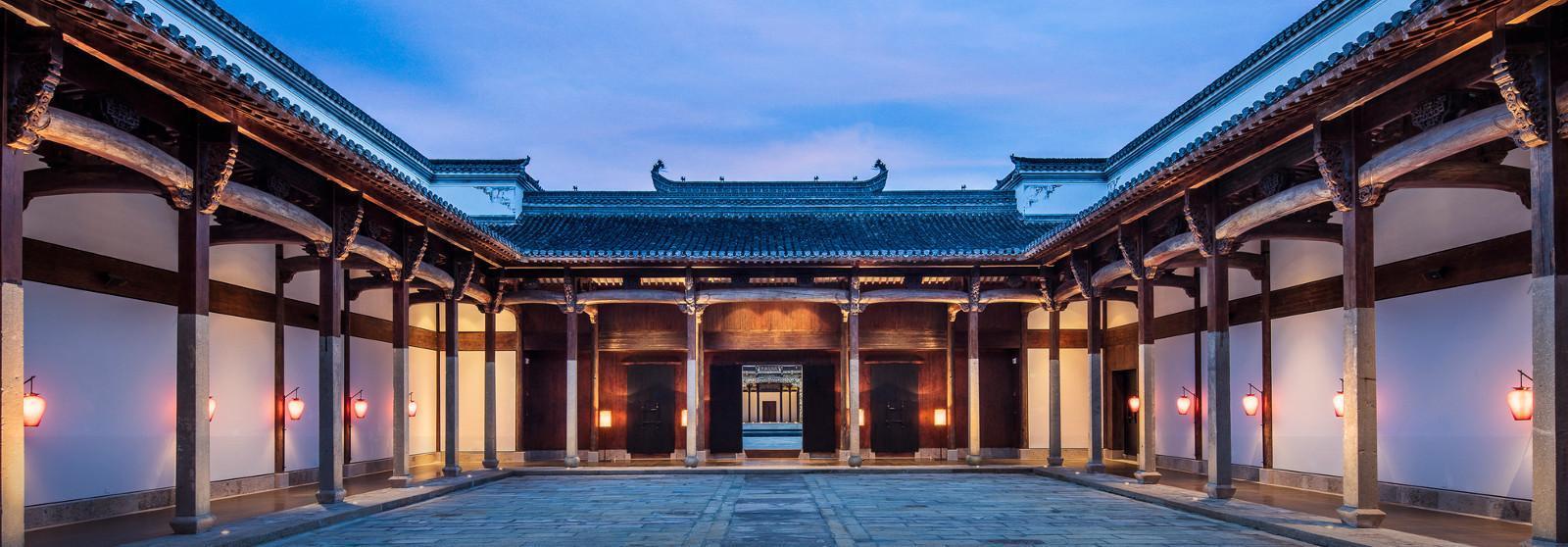朱家角安麓(Ahn Luh Zhujiajiao)【 上海,中国】  酒店  www.lhw.cn