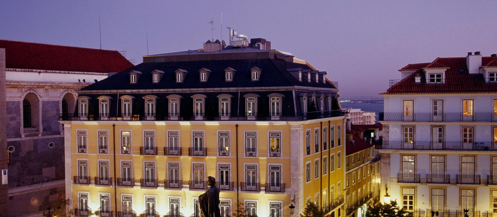 巴洛奥尔多精品酒店(Bairro Alto Hotel) 图片  www.lhw.cn