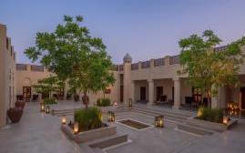 沙迦艺博澈笛度假酒店(The Chedi Al Bait, Sharjah, UAE)  www.lhw.cn