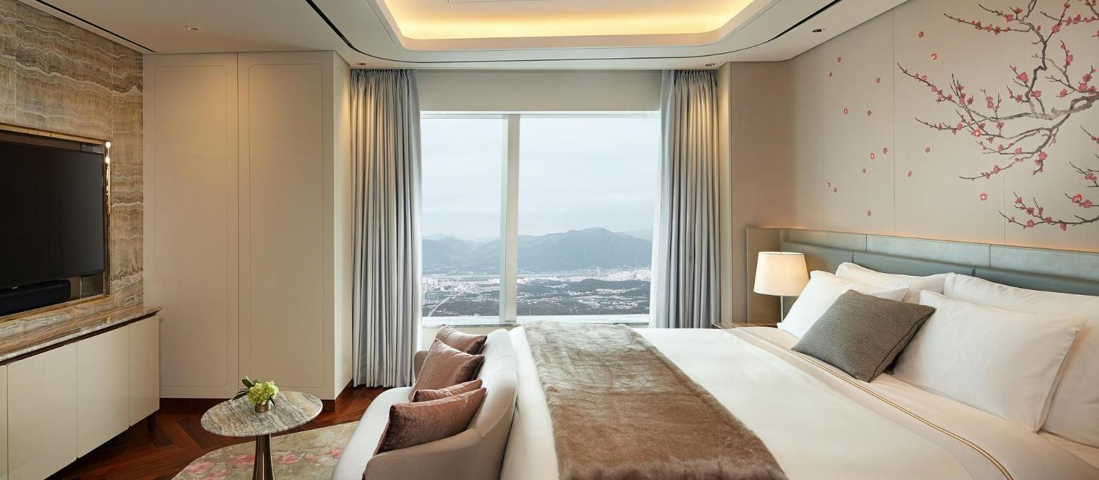 首尔赛格内尔酒店(Signiel Seoul) 图片  www.lhw.cn