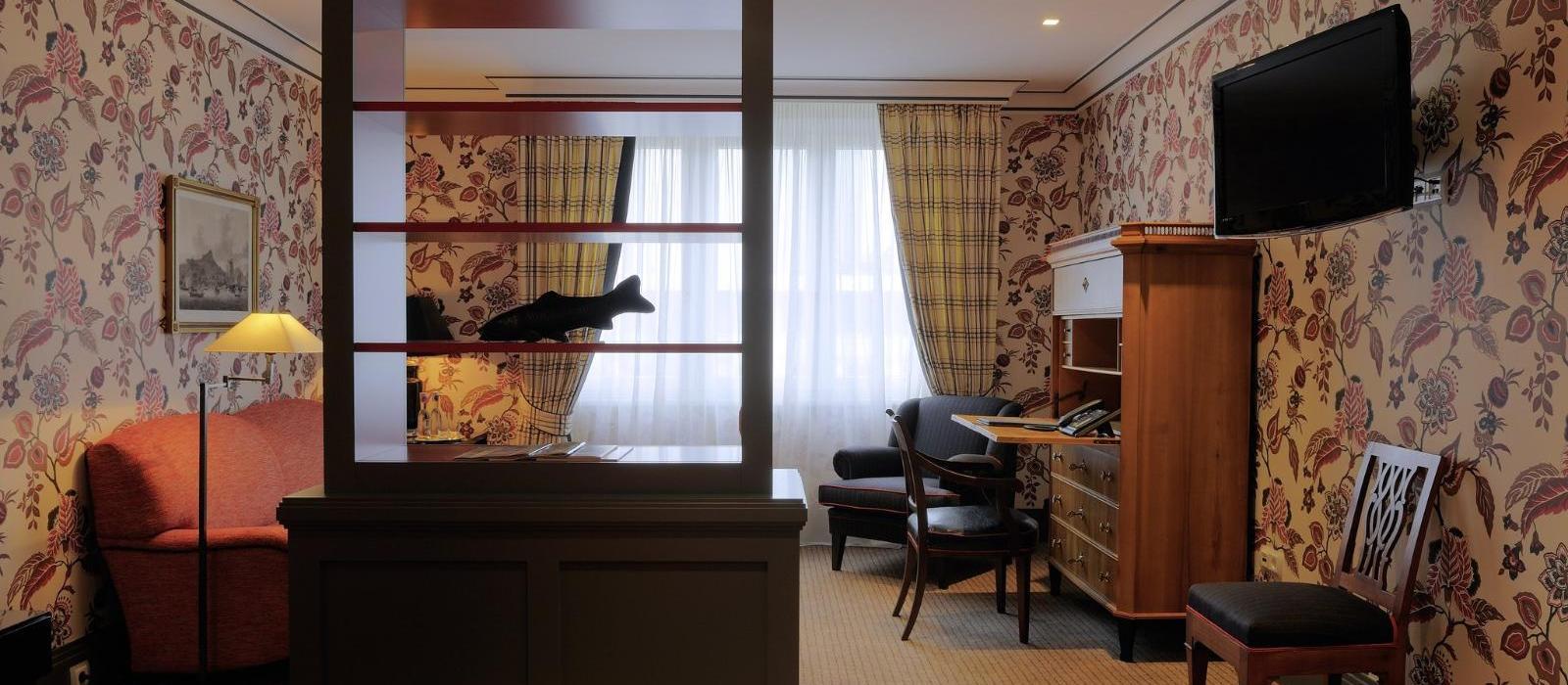 海森霍夫大酒店(Grandhotel Hessischer Hof) 行政客房图片  www.lhw.cn