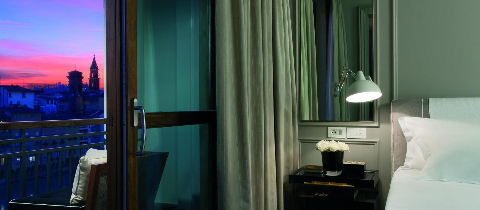 印象佛罗伦萨精品酒店(Portrait Firenze) 图片  www.lhw.cn
