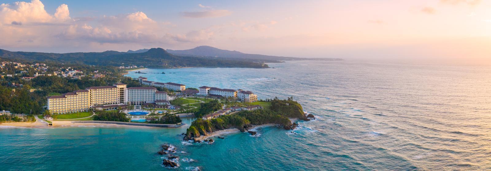 冲绳海丽客兰尼酒店(Halekulani Okinawa)【 冲绳,日本】 酒店  www.lhw.cn